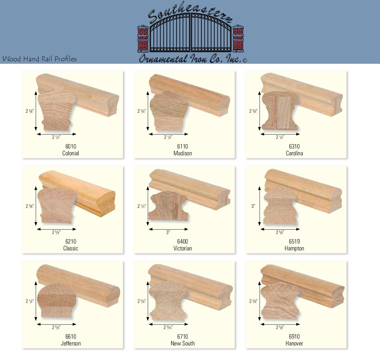 Custom Wrought Iron Stair Rails 3