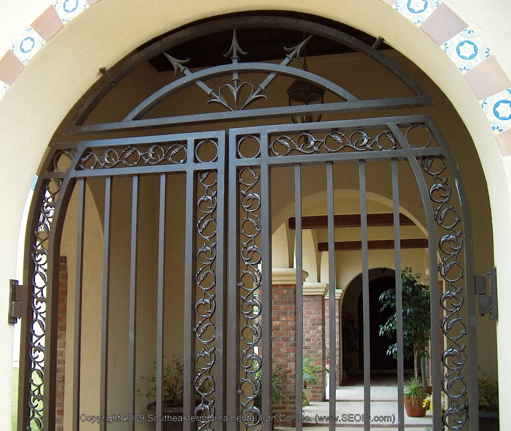 Walk Gates, Garden Gates, Courtyard Gates, Security Gates