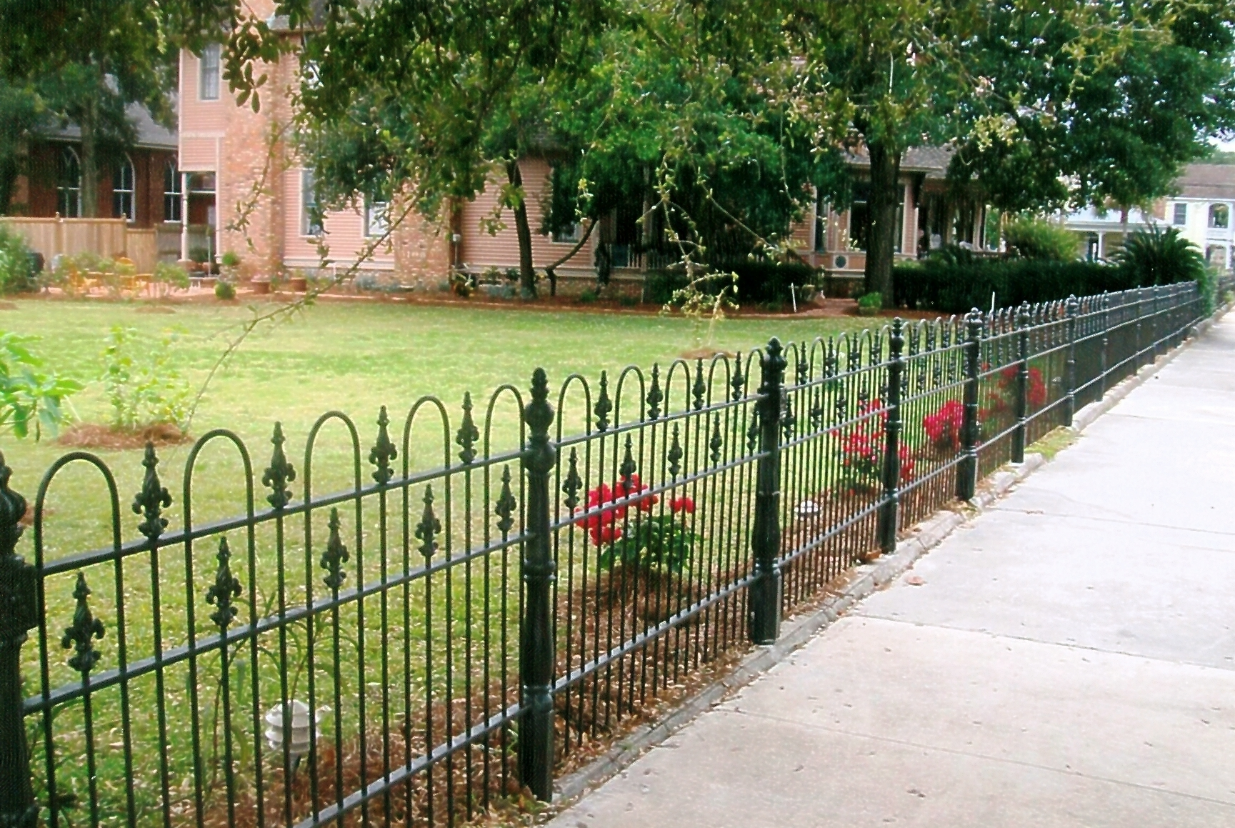 Wrought Iron Fencing, Aluminum Fencing, Ornamental Fence